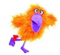 Vogel gelb Wish You Bird Mail