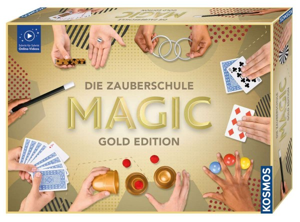 Die Zauberschule Magic Gold Edition