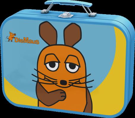 Puzzle-Box, Die Maus im Metallkoffer