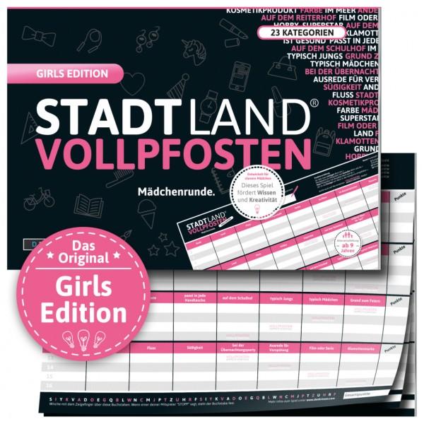 DENKRIESEN SL2006 STADT LAND VOLLPFOSTEN – Girls Edition