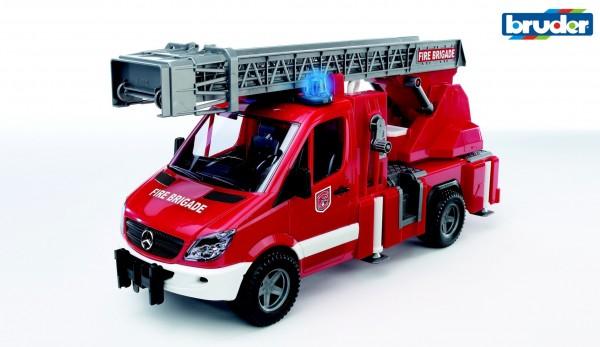 Bruder 02532 Mercedes Benz Sprinter Feuerwehr
