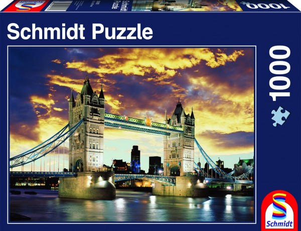Pz. Tower Bridge London 1000T