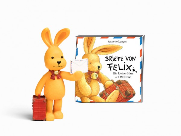 Tonie - Briefe von Felix