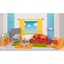 Puppenmoebel Wohnzimmer