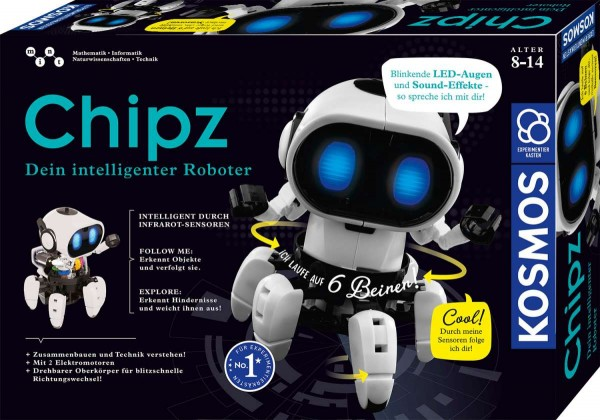 Chipz Dein intelligenter Roboter
