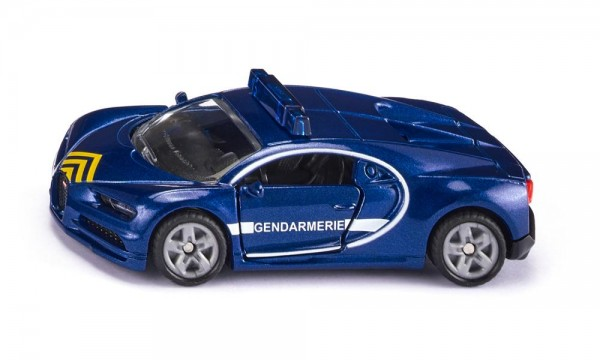 Siku 1541 Bugatti Chiron Gendarmerie