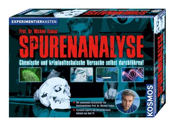 Prof. Dr. Michael Tsokos` Spurenanalyse