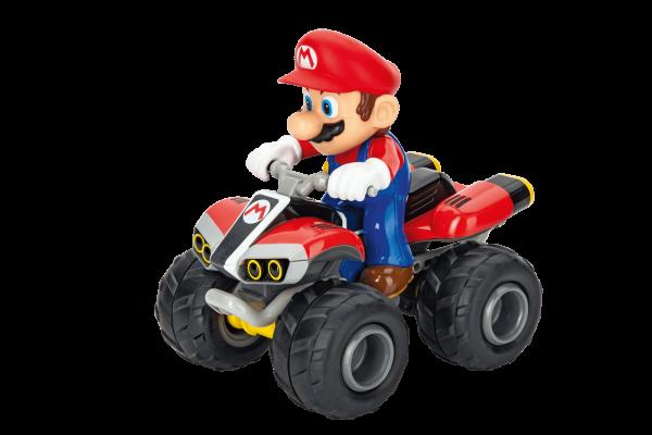 Carrera 2,4GHz Mario Kart™, Mario - Quad