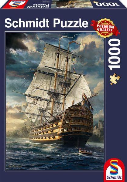 Pz.Segel gesetzt!; 1000 T.