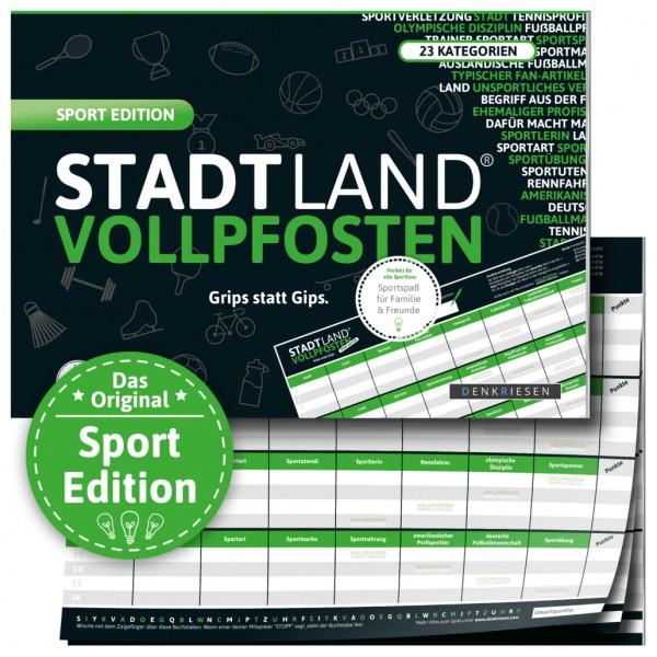 DENKRIESEN SL2007 STADT LAND VOLLPFOSTEN – Sport Edition