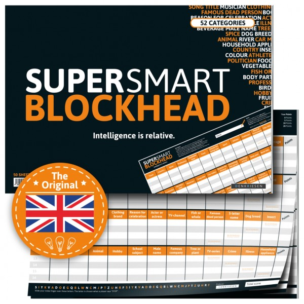 DENKRIESEN SL2010 SUPERSMART BLOCKHEAD