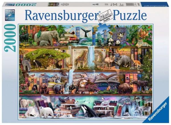 Aimee Stewart: Großartige Tierwelt 2000p