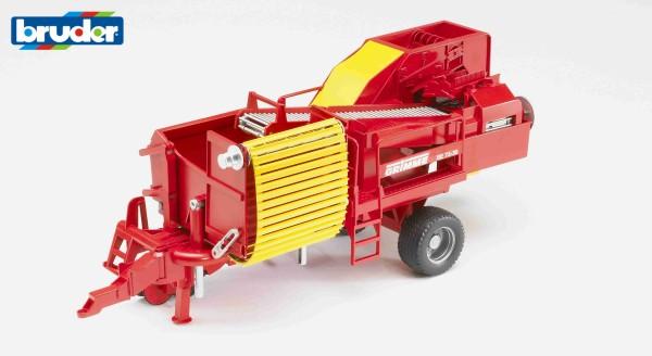 Bruder 02130 Grimme SE 75-30 Kartoffelvollernter