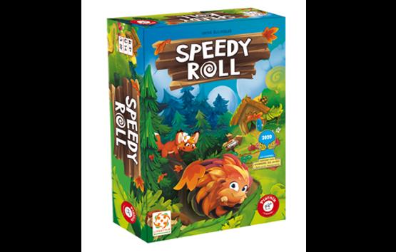 Piatnik 7168 Speedy Roll , Kinderspiel des Jahres 2020