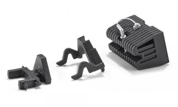 Siku 3095 Adapter Set mit Frontgewicht