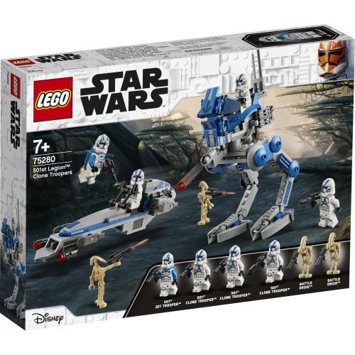 LEGO 75280 Clone Troopers™ der 501. Leg. V29 Star Wars TM
