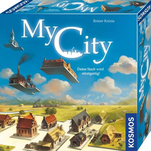 My City Deine Stadt wird einzigartig!
