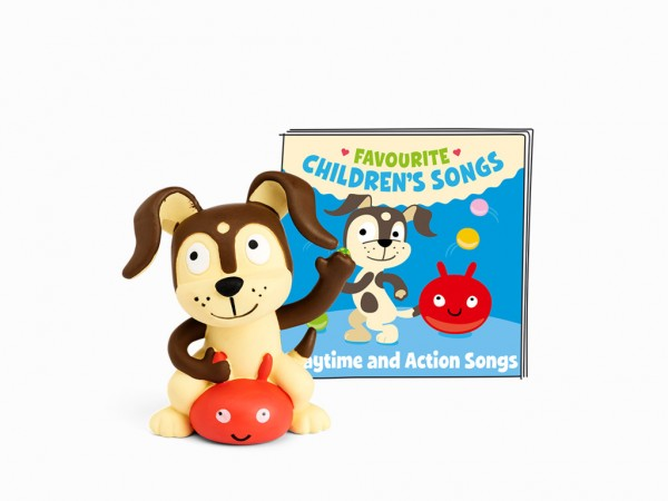 Tonies Favourite Children's Songs Playtime and Action Songs (Englische Version)