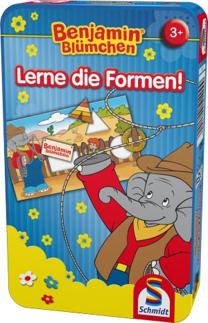 Benjamin Blümchen, dass Spiel zum Film