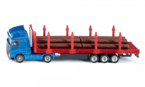 Siku 1659 Holz-Transport-LKW