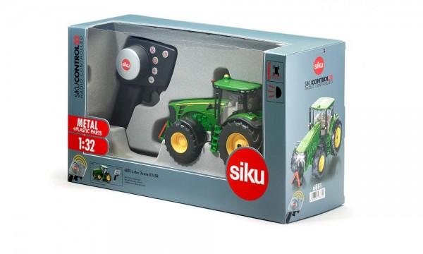 Siku 6881 John Deere 8345R Set mit Fernsteuerung
