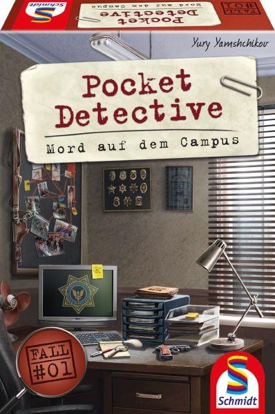Pocket Detective; Mord auf de