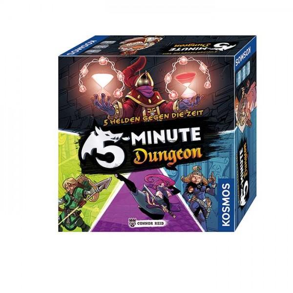 5-Minute Dungeon Wahre Helden gegen die Zeit. Spiel