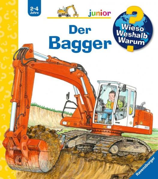 Der Bagger