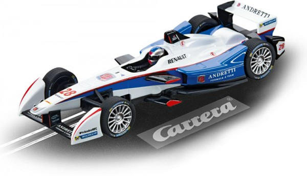 Formula E Andretti Autosport 'M.Andretti, No.28' C
