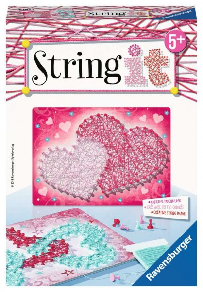 String it Mini: Heart