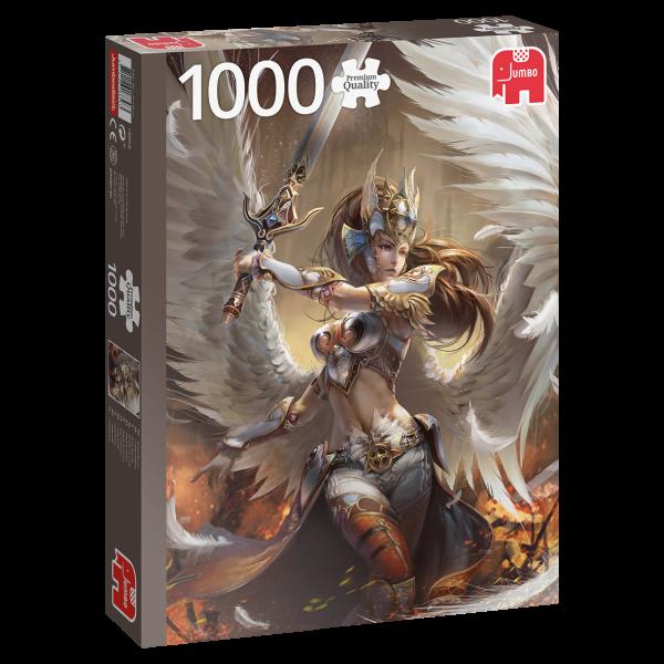 Premium Collection – Engelskriegerin (1000 Teile)