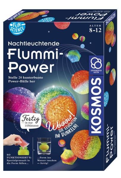 Fun Science Nachtleuchtende Flummi-Power