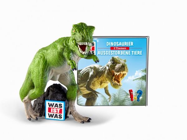 Tonies - Was ist was - Dinosaurier / Ausgestorbene Tiere