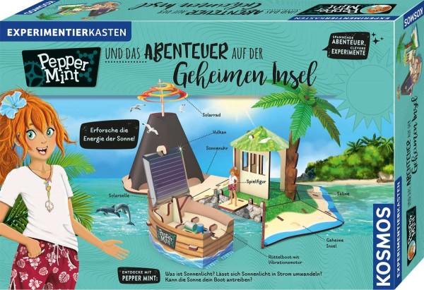 Pepper Mint und das Abenteuer auf der Geheimen Insel