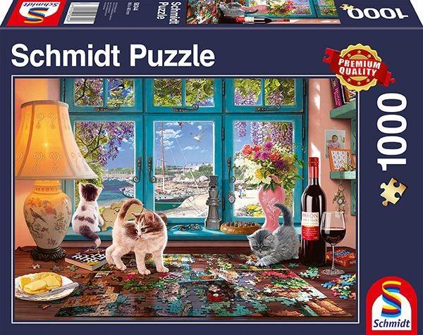 Am Puzzletisch 1000 T