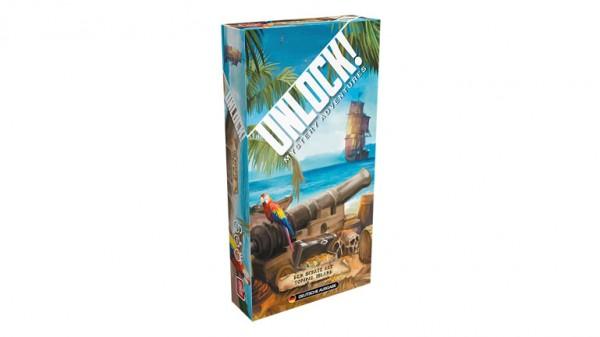 Unlock! Der Schatz auf Tonipal Island • (Einzelszenario)