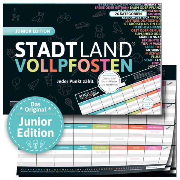 DENKRIESEN SL2004 STADT LAND VOLLPFOSTEN – Junior Edition