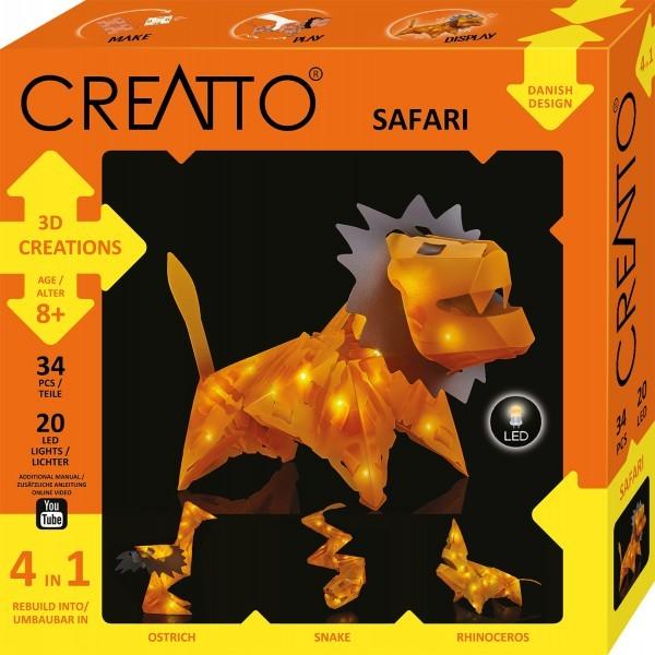 Creatto Loewe / Safari neu