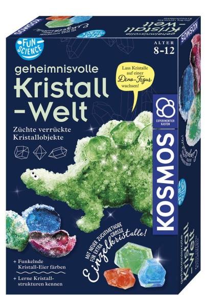 Fun Science Geheimnisvolle Kristallwelt
