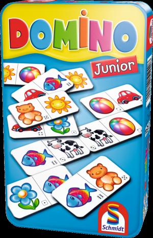 Domino Junior Bmm Metalldose