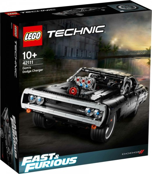 LEGO® Technic 42111 - Doms Dodge Charger