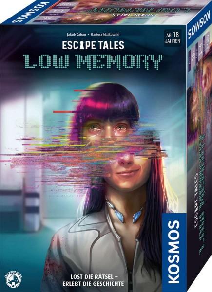 Escape Tales - Low Memory Löst die Rätsel. Erlebt die Geschichte. Spiel