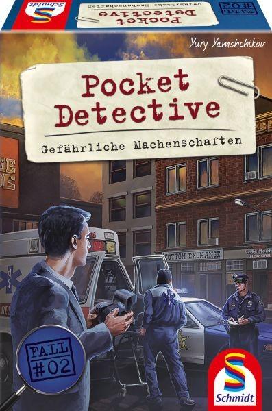 Pocket Detective; Gefaehrlich